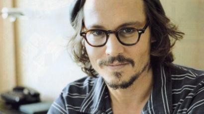 Díjat kap Johnny Depp