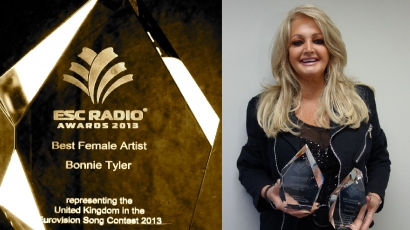 Díszdoktori címet kapott Bonnie Tyler
