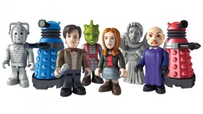 """Jön Doctor """"Playmobil"""" és társai"""