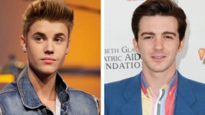 Drake Bell beszólt Justin Biebernek