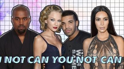 Drake kiállt Taylor Swift mellett! Ezt üzente a Kardashian-West családnak