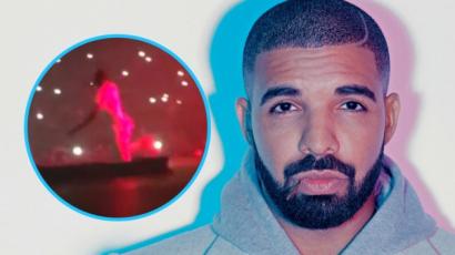 Drake meglepetésvendége közös fellépésük közben esett le a színpadról – videó