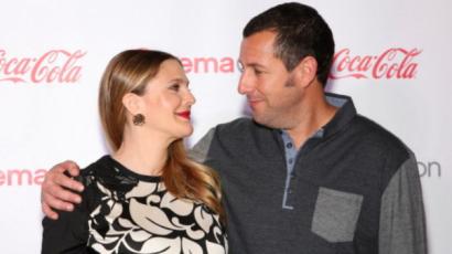 Drew Barrymore él-hal azért, hogy ismét együtt dolgozhasson Adam Sandlerrel