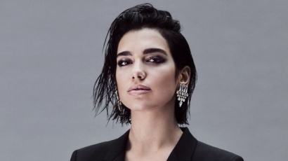Dua Lipa lett az Yves Saint Laurent Beauté új reklámarca