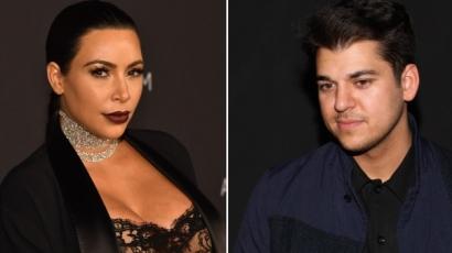 Durva! Rob Kardashian gyerekkori szerelme a nővére volt