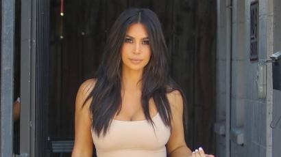 Durván lefogyott Kim Kardashian