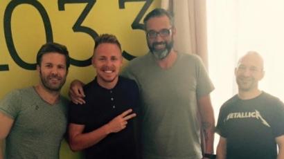 Dzsudzsák Balázs a Morning Show-ban értékelte az Eb-t