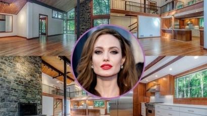 Ebben a házban nőtt fel Angelina Jolie – képek