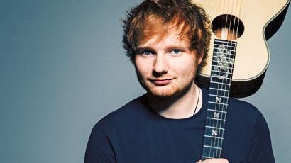 """Ed Sheeran: """"A lányokat egyszerűen nem érdeklem"""""""