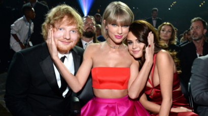 Ed Sheeran kitálalt: Összejött Taylor Swift barátnőivel