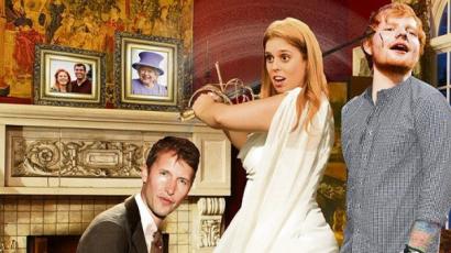 Ed Sheeran megerősítette Beatrix yorki hercegnőről szóló pletykákat