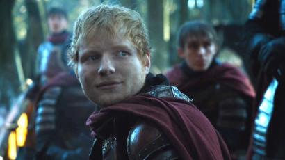 Ed Sheeran szerint Trónok harca-beli karaktere nem húzza sokáig