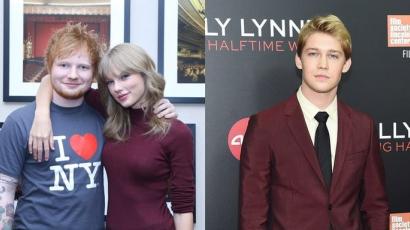Ed Sheeran Taylor Swift új pasijáról beszélt