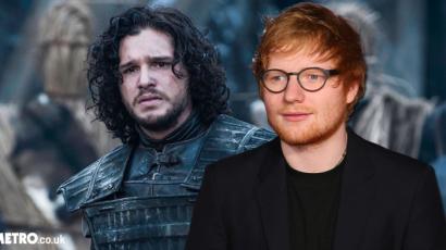 Ed Sheeran vendégszerepelni fog a Trónok harcában