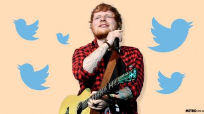 Ed Sheerant felidegesítették rajongói, így nem tweetel többé