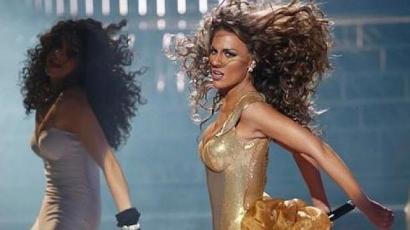 Edurne Beyoncéja milliós kedvenc lett