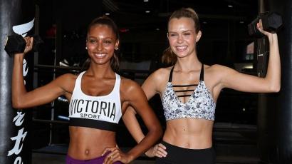 Edz úgy, mint egy angyal – így készülnek a Victoria's Secret modellek a bemutatóra!