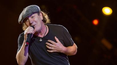 Egészségügyi problémák miatt visszavonult az AC/DC énekese