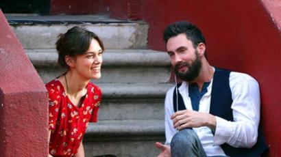 Egy filmben Adam Levine és Keira Knightley