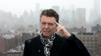 Egy vagyonért kelt el David Bowie hajtincse