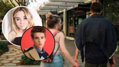 Egymásra talált Sabrina Carpenter és Corey Fogelmanis?