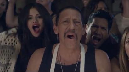 Együtt dalol Danny Trejo és Selena Gomez