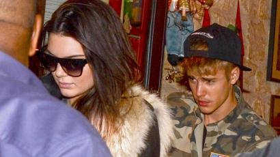 Együtt nyomult Justin Bieber és Kendall Jenner