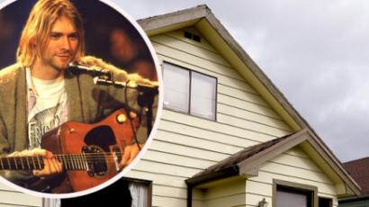 Eladó Kurt Cobain gyerekkori otthona — fotók