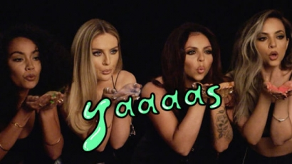Elárulta a Little Mix a Shout Out To My Ex videójának megjelenését