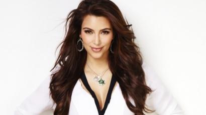 Elárulta születendő gyermeke nevét Kim Kardashian