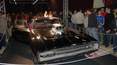 Elárverezték Vin Diesel kocsiját