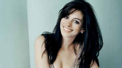 Élete legboldogabb időszakát éli Anne Hathaway