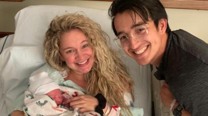 Életet adott harmadik gyermekének Tiffany Thornton