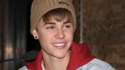 Elfelejtette a dalszöveget Justin Bieber