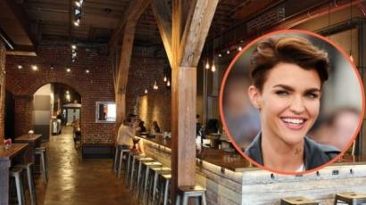 Elfogadhatatlan viselkedése miatt dobták ki egy étteremből a rebellis színésznőt