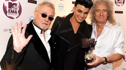 Elfogadta a Queen felkérését Adam Lambert