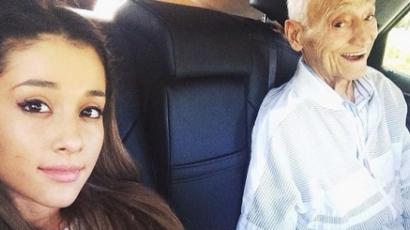 Elhunyt Ariana Grande nagyapja