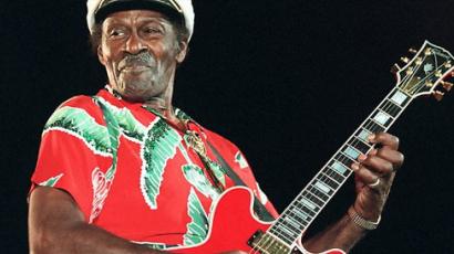 Elhunyt Chuck Berry