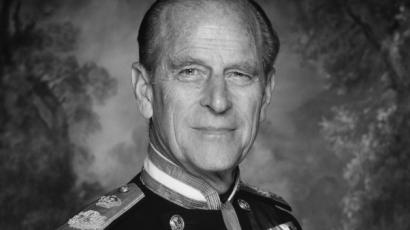 Elhunyt Fülöp herceg