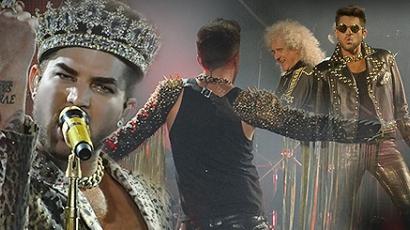 Elindult a Queen + Adam Lambert-turné