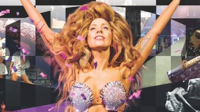 Elindult Lady Gaga világ körüli turnéja - fotók