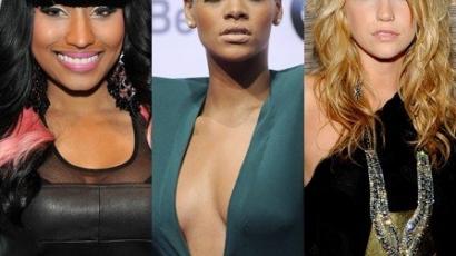 Elindult Rihanna és Ke$ha turnéja!