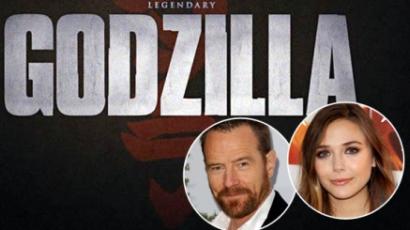 Elizabeth Olsen a Godzilla új feldolgozásában