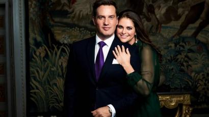 Eljegyezték a svéd hercegnőt