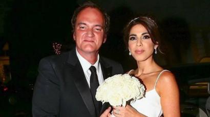 Elkelt az örök agglegény! Feleségül vette 20 évvel fiatalabb szerelmét Quentin Tarantino