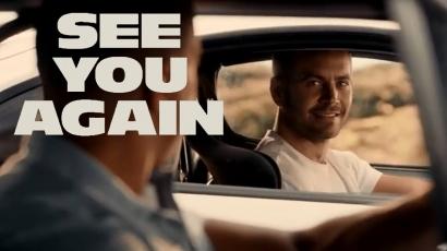 Elképesztő siker: Kétmilliárd fölötti megtekintésnél jár a Paul Walker emlékére írt See You Again