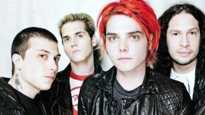 Elkészült a My Chemical Romance - Greatest Hits borítója