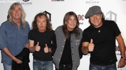 Elkészült az új AC/DC-album