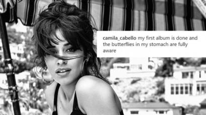Elkészült Camila Cabello első szólóalbuma