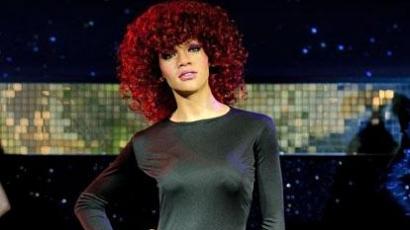 Elkészült Rihanna londoni viaszszobra
